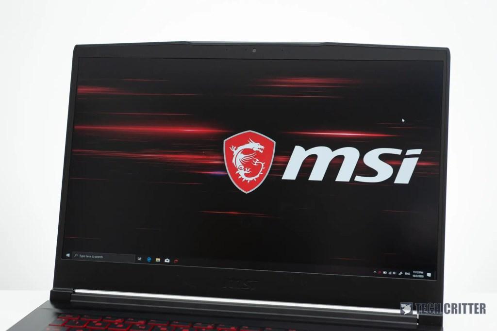 Review - MSI GF65 Thin 9SD (i5-9300H, GTX 1660 Ti, 8GB DDR4, 512GB) 38
