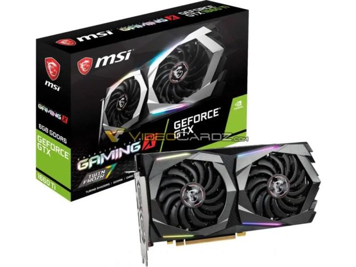 MSI GTX 1660 Ti Gaming X (1)