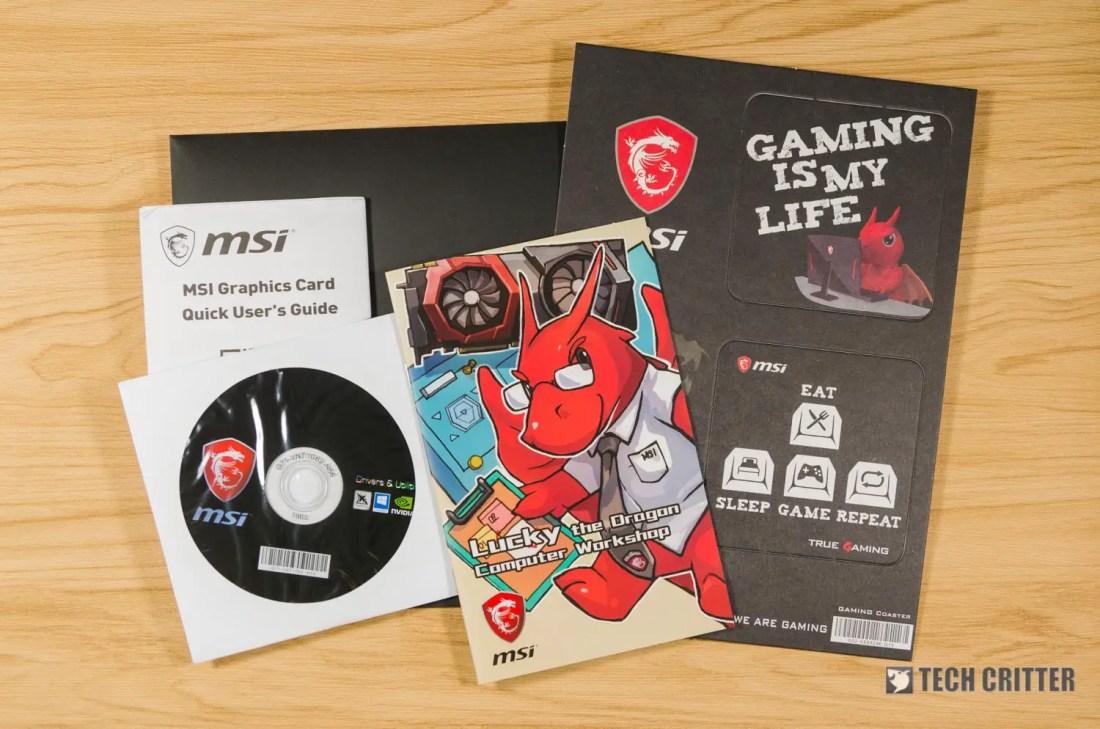 MSI GeForce GTX 1660 Ti Gaming X 6G (6)