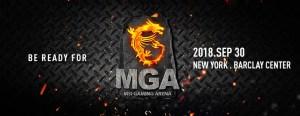MSI MGA 2018 MSI Gaming Arena Featured