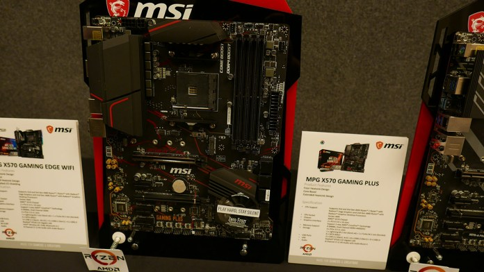 Msi Motherboard For Gaming
