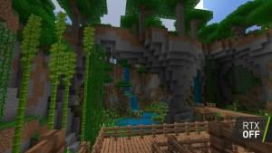 NVIDIA RTX ON Minecraft (2)