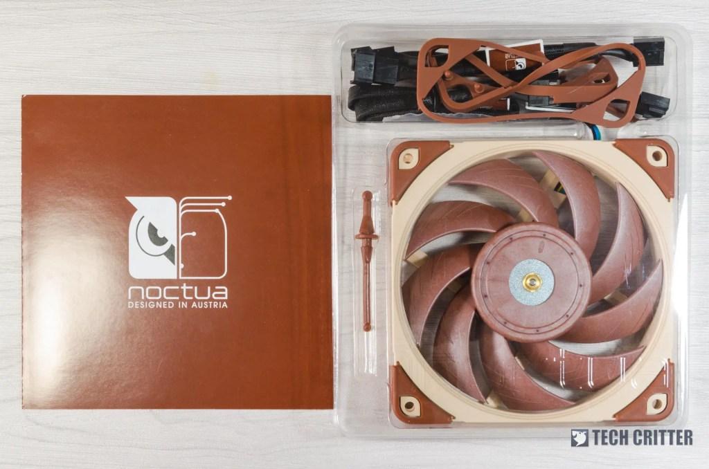 Noctua NF-A12x25