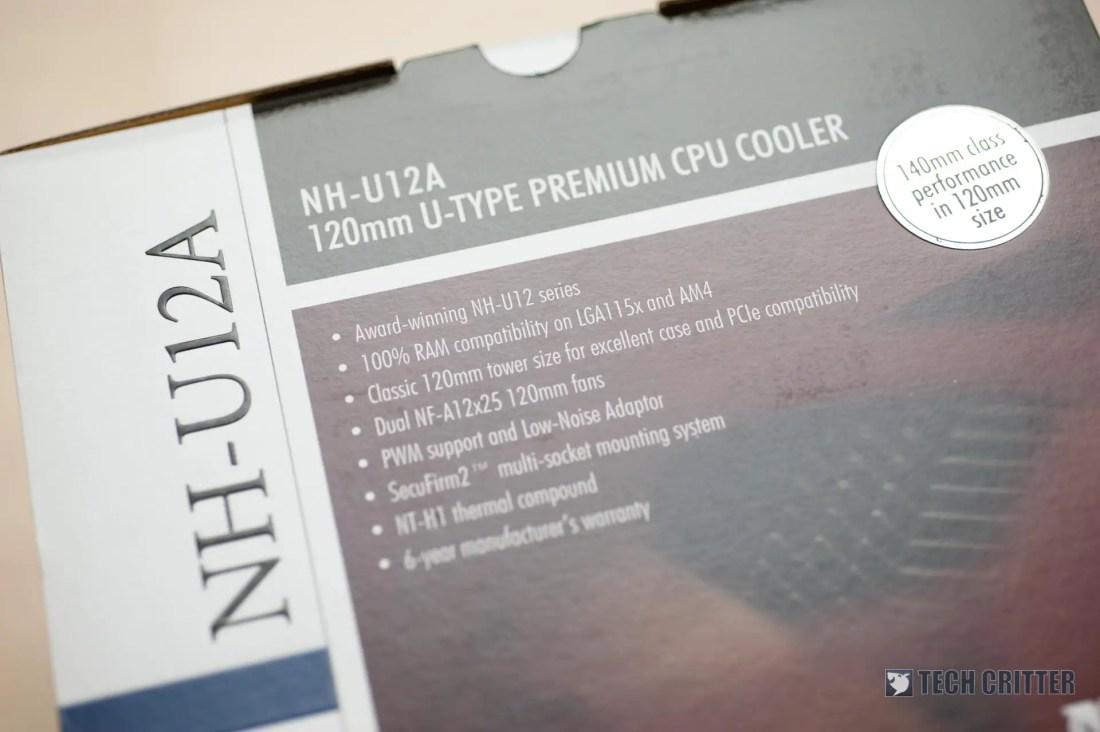 Noctua NH-U12A - 02