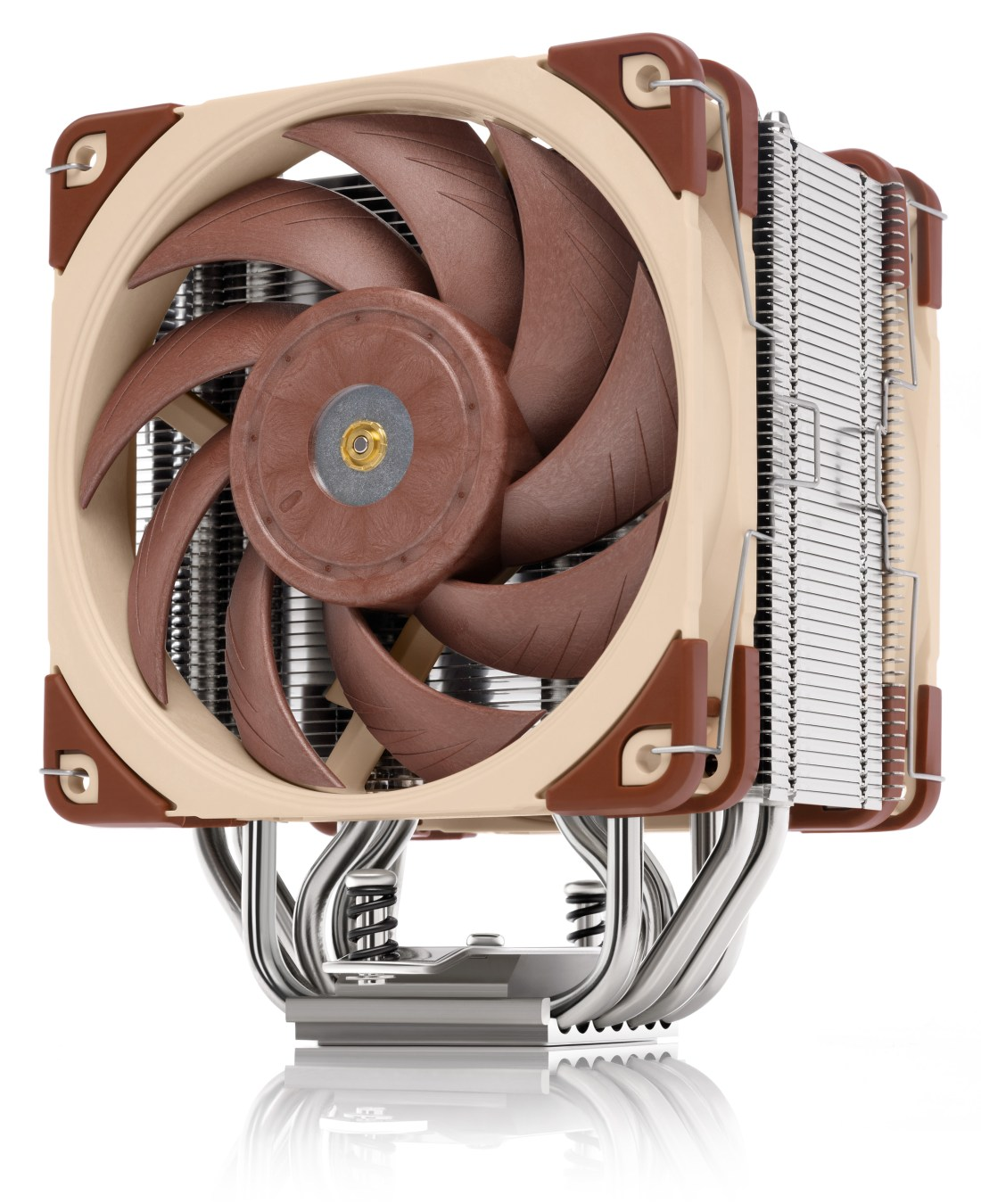 Noctua Presents NH-U12A Premium Class 120mm CPU Cooler 1