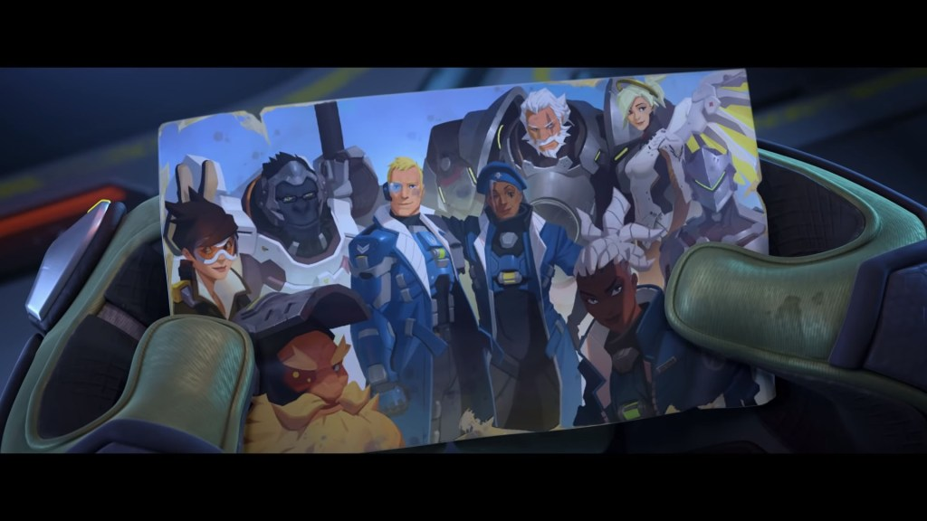 Overwatch 2 Announce Cinematic Zero Hour