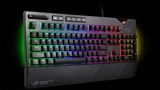 ROG Strix Flare RGB Mechanical Keyboard Gaming (5)