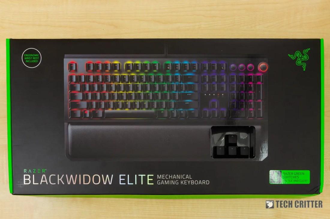Razer Blackwidow Elite (2)