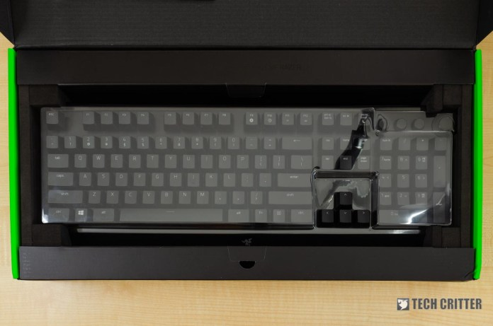 Unboxing & Review - Razer Blackwidow Elite Mechanical Keyboard