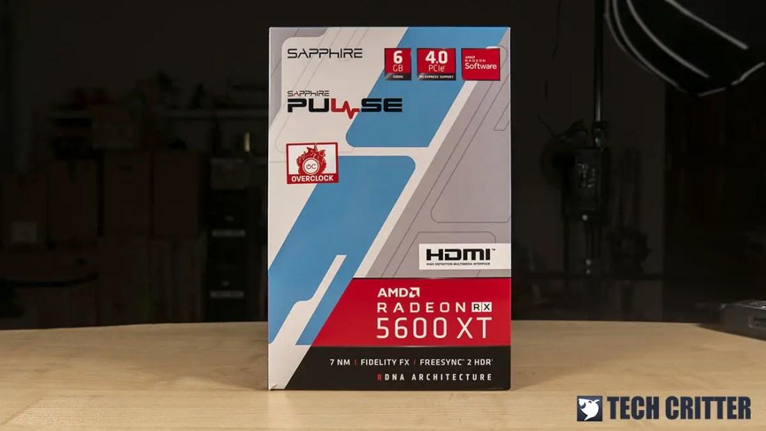 SAPPHIRE PULSE RX 5600 XT