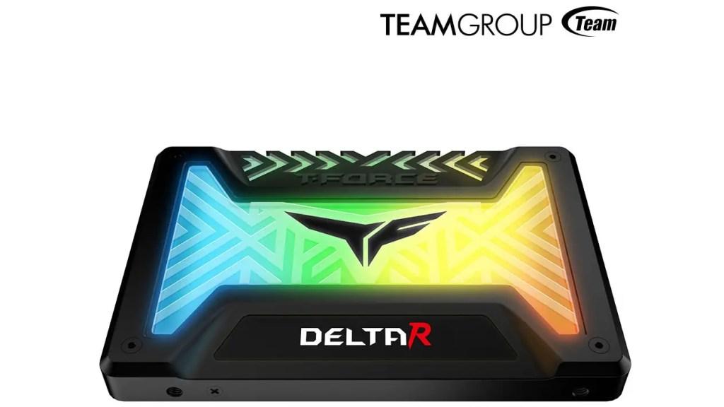 T-FORCE DELTA R RGB black