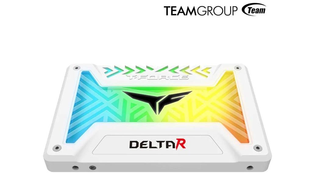 T-FORCE DELTA R RGB white