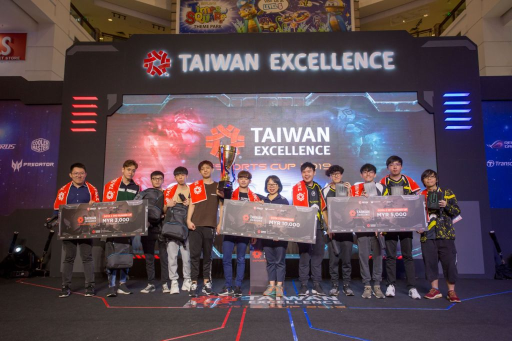 Taiwan Excellence Esports Cup 2019 Grand Finale Concluded 17