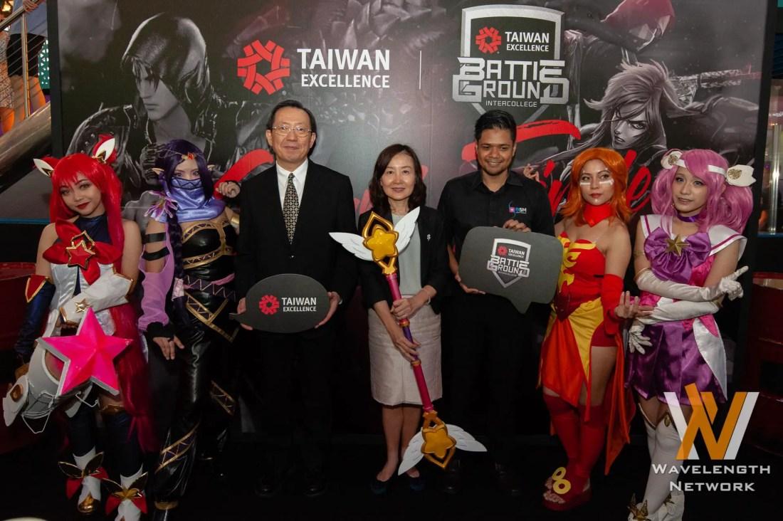 Taiwan Excellence Intercollege Battleground 3-days Grand Finale 3
