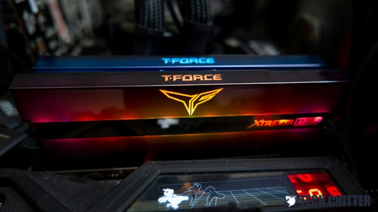 TeamGroup-T-Force Xtreem ARGB DDR4 Gaming Memory