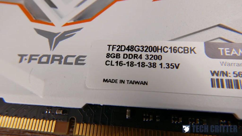 Teamgroup Nighthawk DDR4 RGB (7)