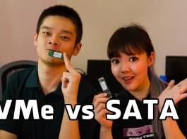 Testing NVMe SSD speeds Feat. Ying Tze & Transcend MTE220S