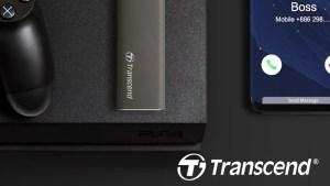 Transcend ESD250C USB Type-C Portable SSD