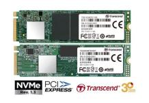 Transcend PCIE NVME M.2 2280 3D TLC NAND MTE110S Embedded SSD MTE550T Consumer SSD