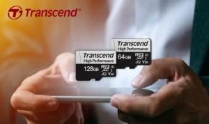 TranscendmicroSDXC 330S Featured
