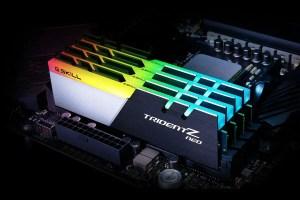 Trident Z Neo Featured