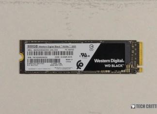 WD Black NVMe SSD (4)
