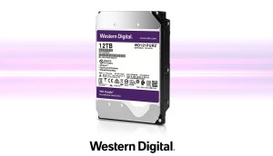WD Purple Western Digital 12TB Featured