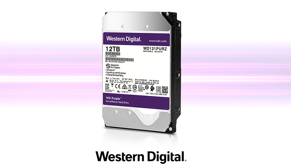 WD Purple Western Digital Featured