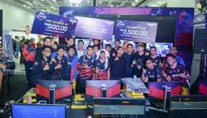 Winners of COD Tournament