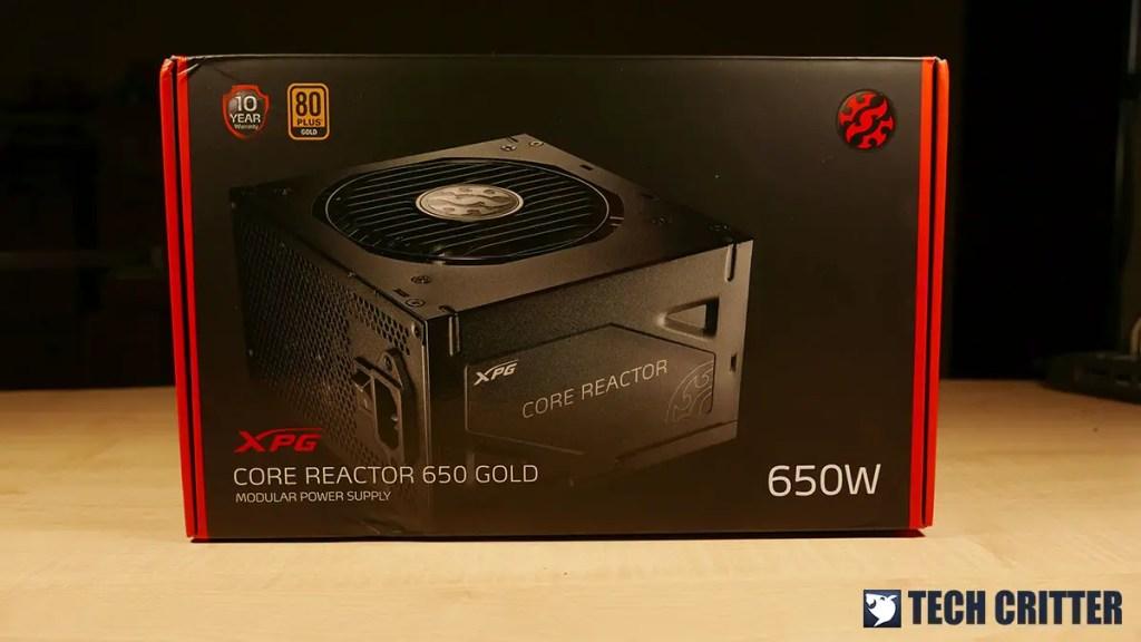 XPG CORE REACTOR 650 GOLD (1)
