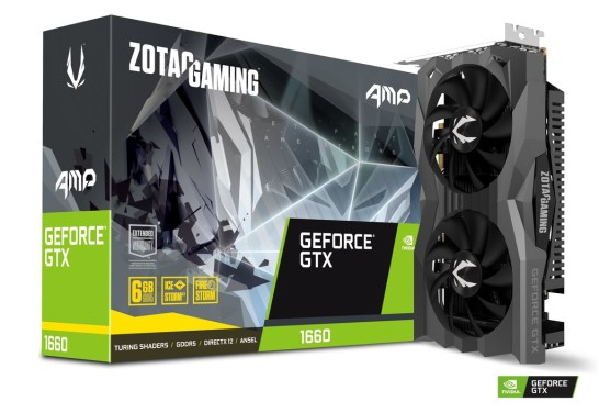 ZOTAC Gaming GeForce GTX 1660 AMP (2)