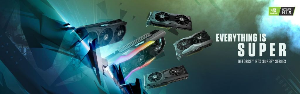 ZOTAC GeForce RTX Super Series Featured