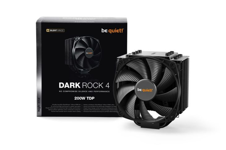 be quiet Dark Rock 4 CPU Cooler (6)