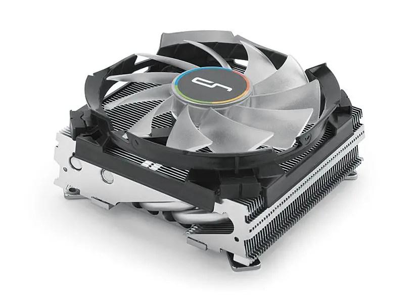 cryorig c7 rgb low profile cpu cooler