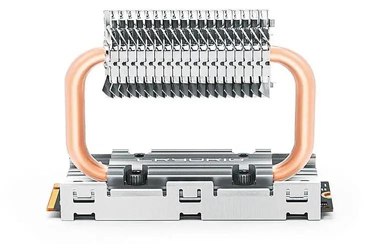 cryorig frostbit M.2 NVMe SSD Cooler
