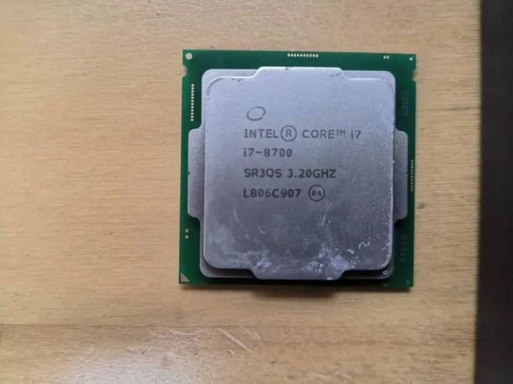 intel i7-8700K 8th gen fake counterfeit CPU (2)