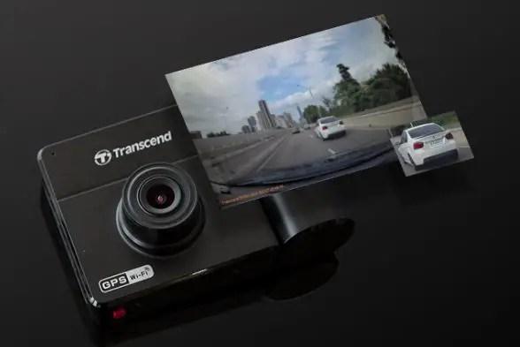 ranscend DrivePro 550 Dashcam Dual Lense (1)