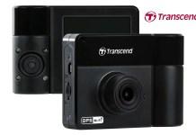 ranscend DrivePro 550 Dashcam Dual Lense