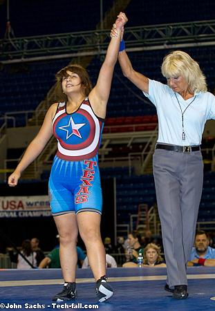 2011 Asics Girls Freestyle National Championships