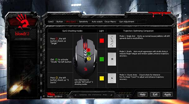 Multi-Core Gun3 V7 Gaming Mouse Review (6)