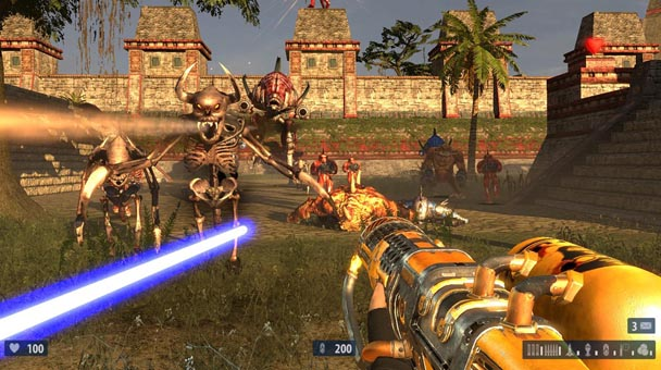 The Serious Sam Collection  (3)
