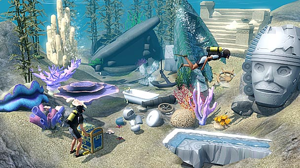 The Sims 3 Island Paradise (3)