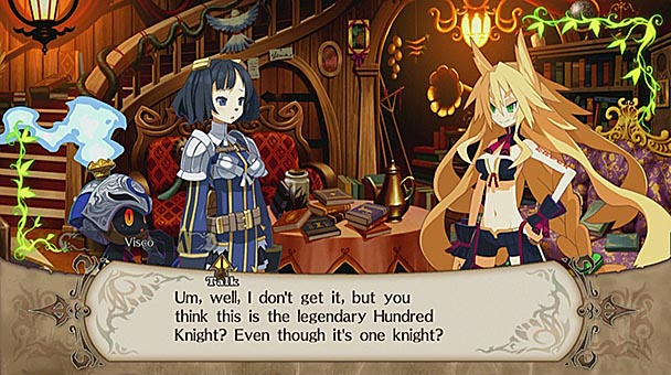 The Witch and the Hundred Knight Review (3)