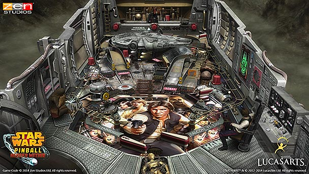 Pinball FX2 – Star Wars Pinball Heroes Within Pack  (5)