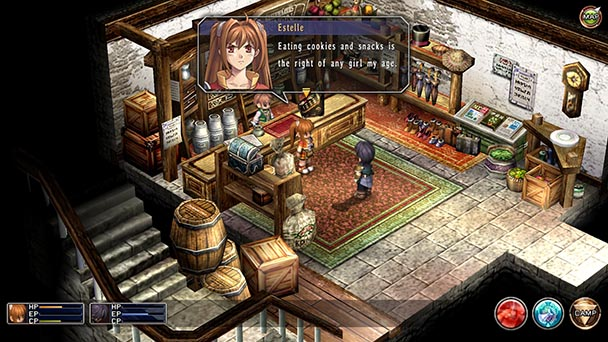 The Legend of Heroes Trails in the Sky Review (3)