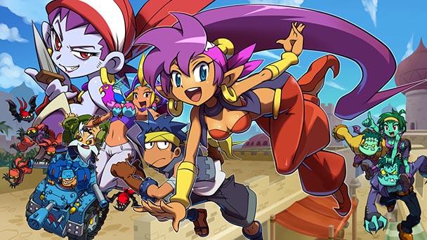 Shantae and the Pirate's Curse (1)