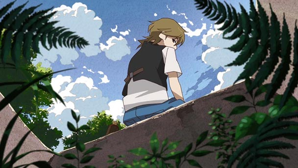 The Eccentric Family (8)