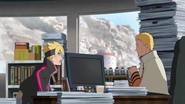 Boruto The Movie review (2)