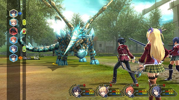 The Legend of Heroes Trails of Cold Steel (2)