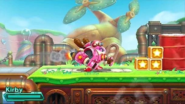 Kirby Planet Robobot3